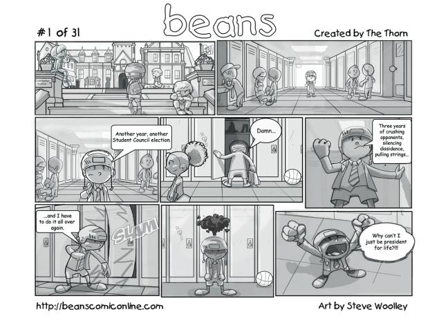 Beans 01