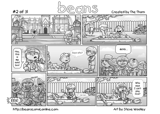 Beans 02
