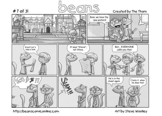 Beans 07