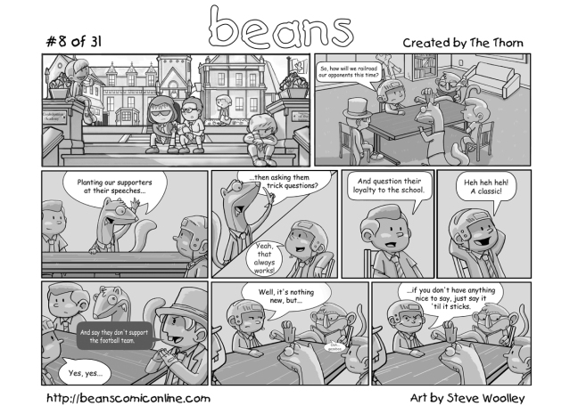 Beans 08