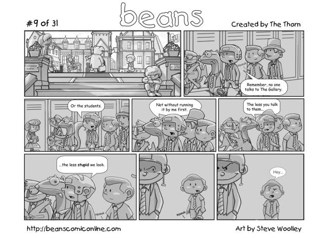 Beans 09