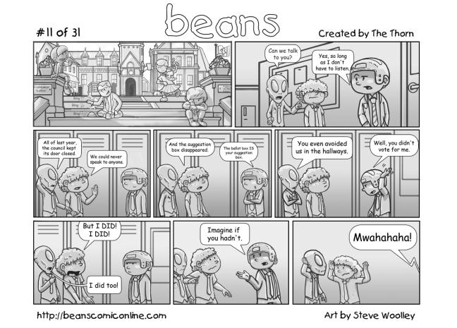 Beans 11