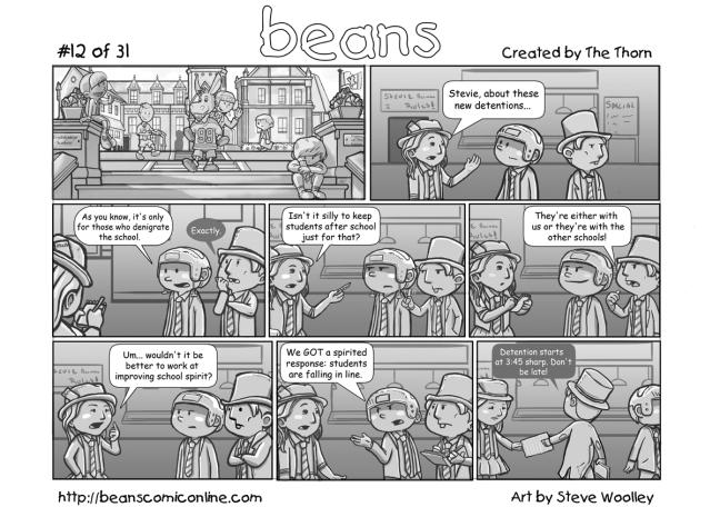 Beans 12
