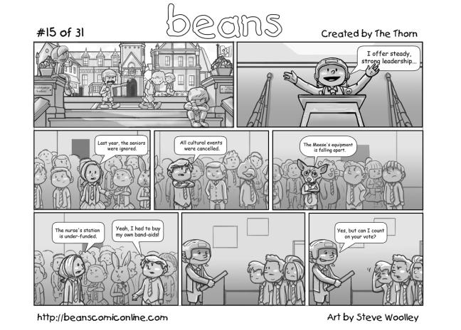 Beans 15