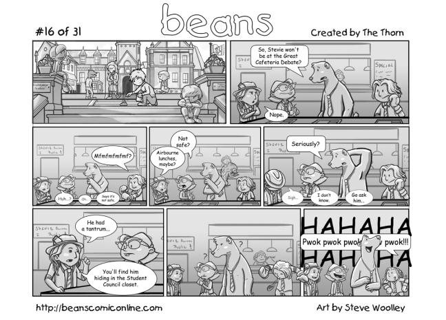 Beans 16