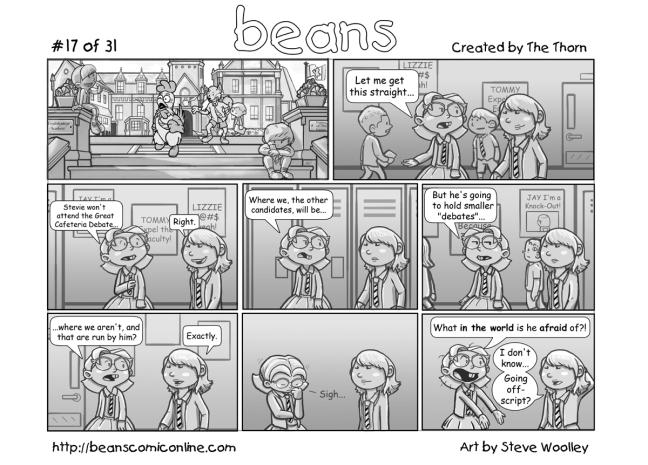 Beans 17