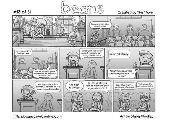Beans 18