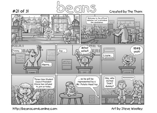 Beans 21