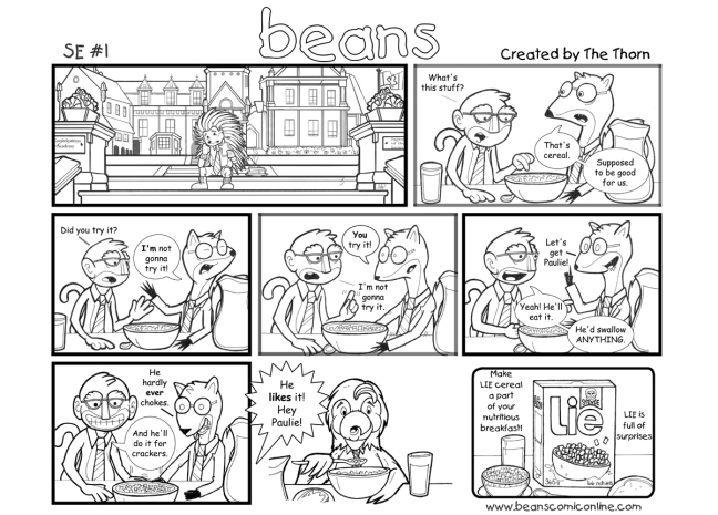 Beans SE1