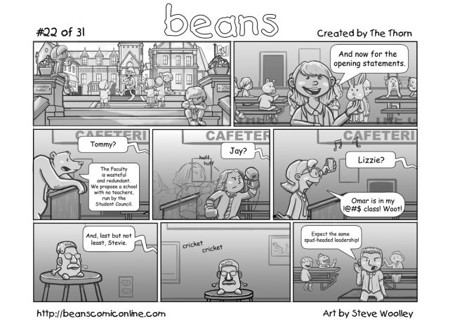 Beans 22
