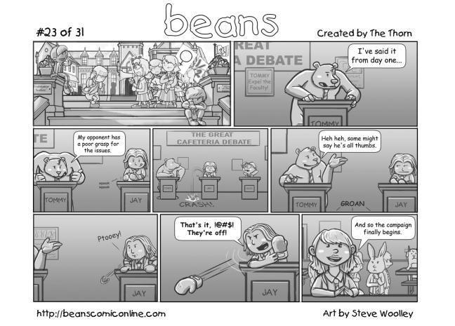 Beans 23