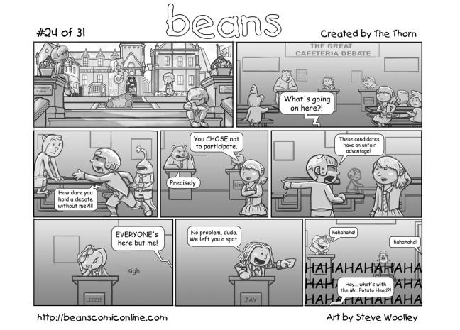 Beans 24