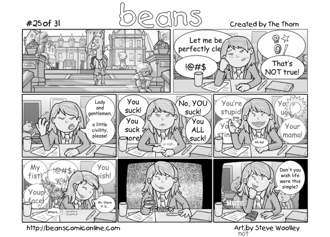 Beans 25