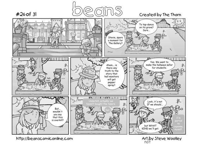Beans 26