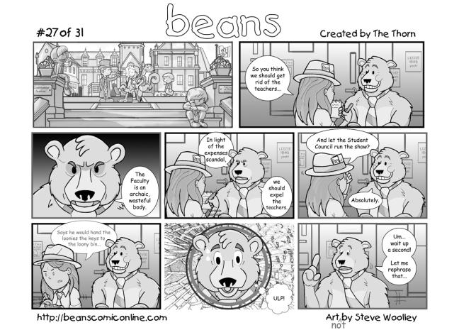 Beans 27