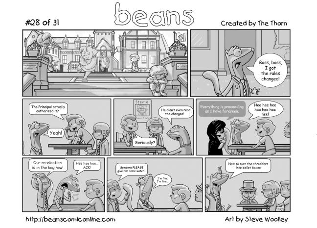 Beans 28