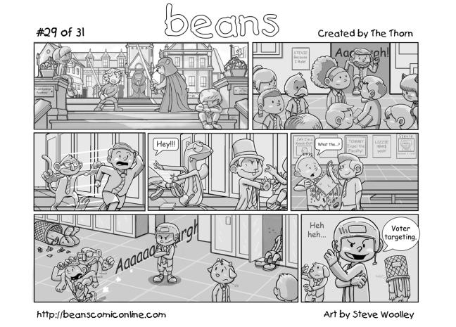 Beans 29