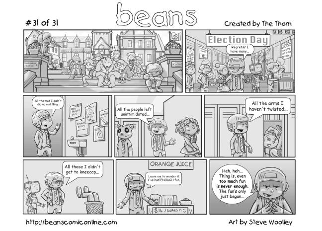 Beans 31